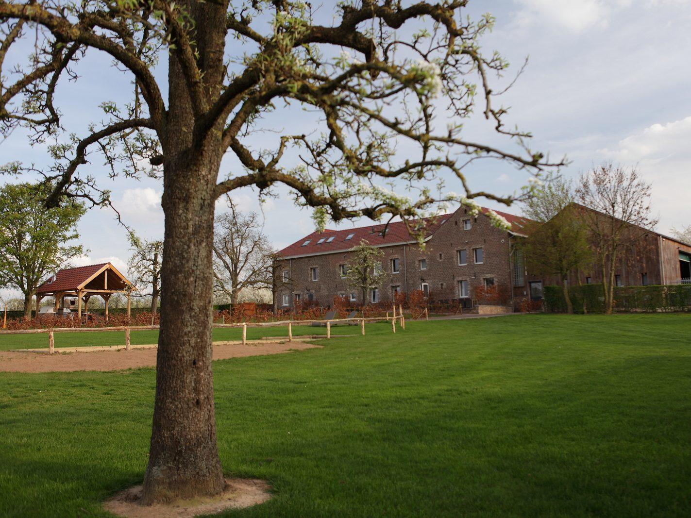 Vakantiehuis Comtesse de Paris in Zuid-Limburg