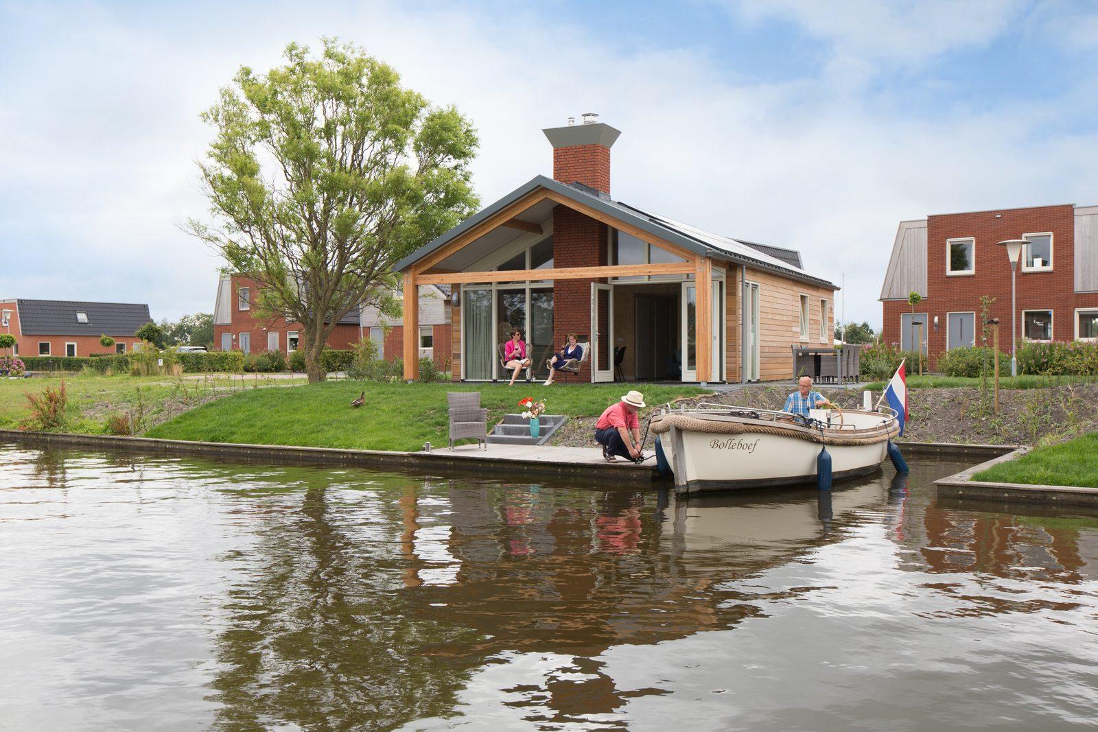 Natuurhuisje Friesland