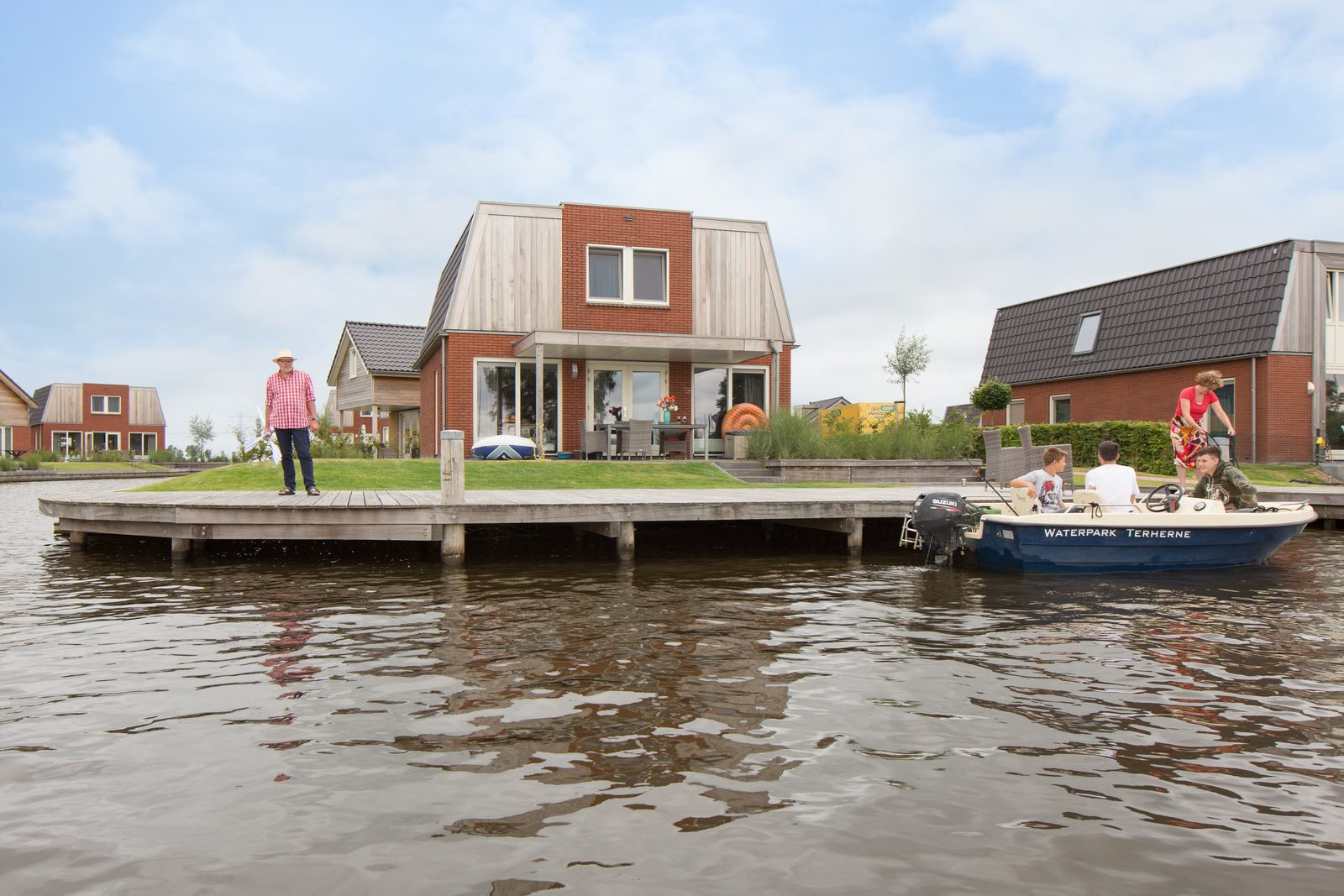 Vakantiehuis kopen en verhuren Friesland