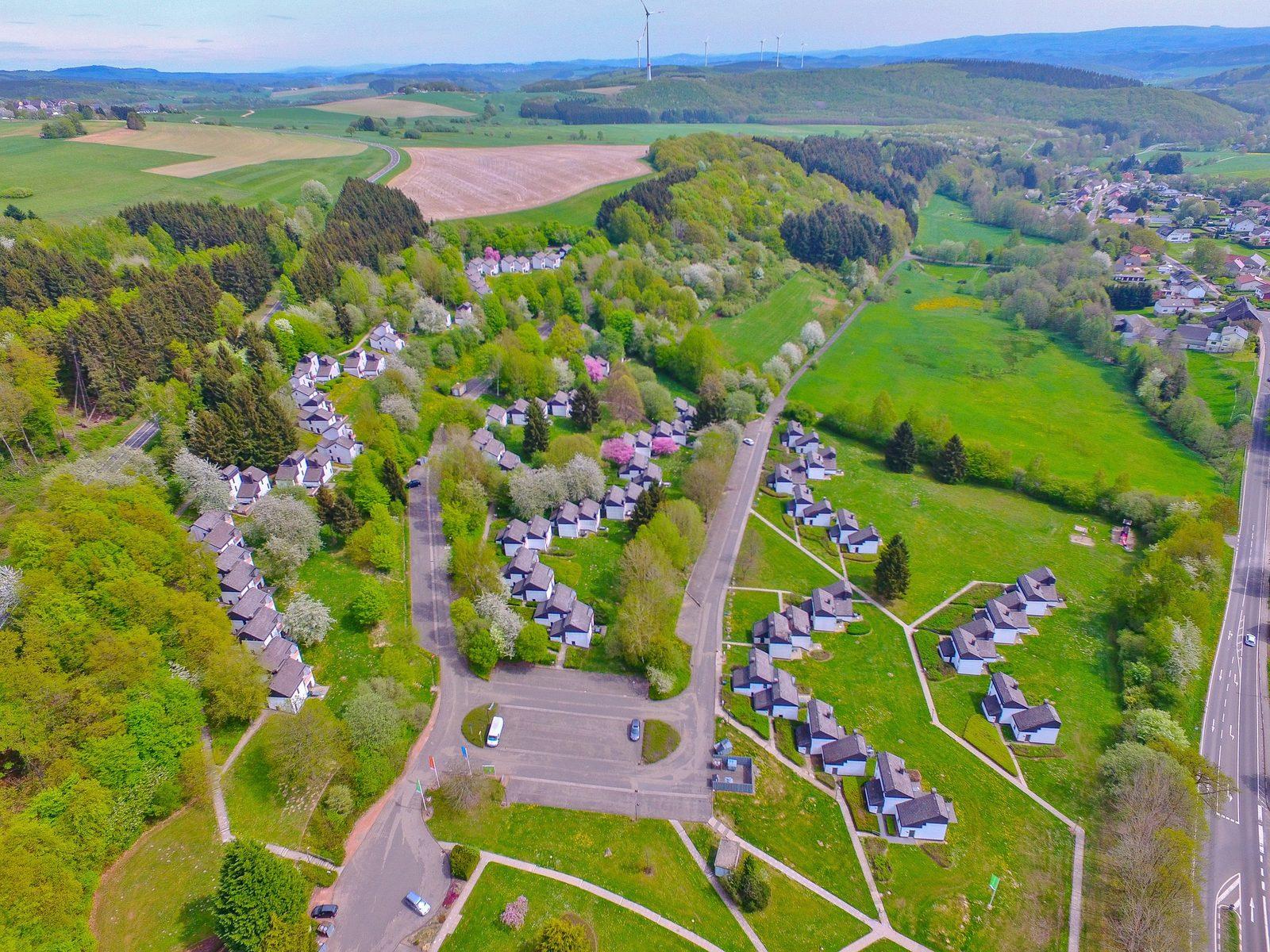 Accommodaties Vakantiepark Hambachtal