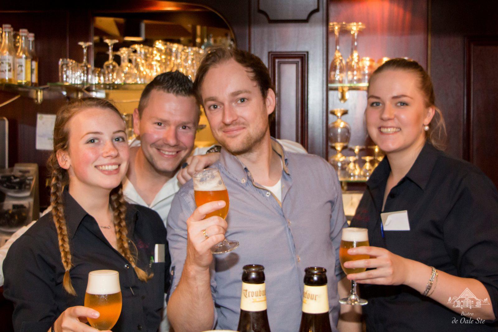 Bierproeverij met Jopen Bier!