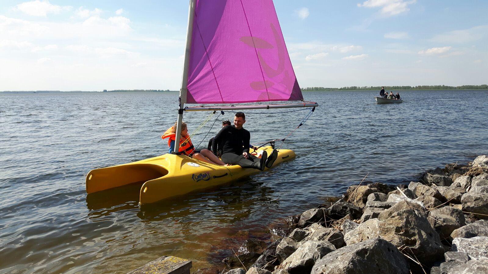 Urlaub mit Ihrem eigenen Boot