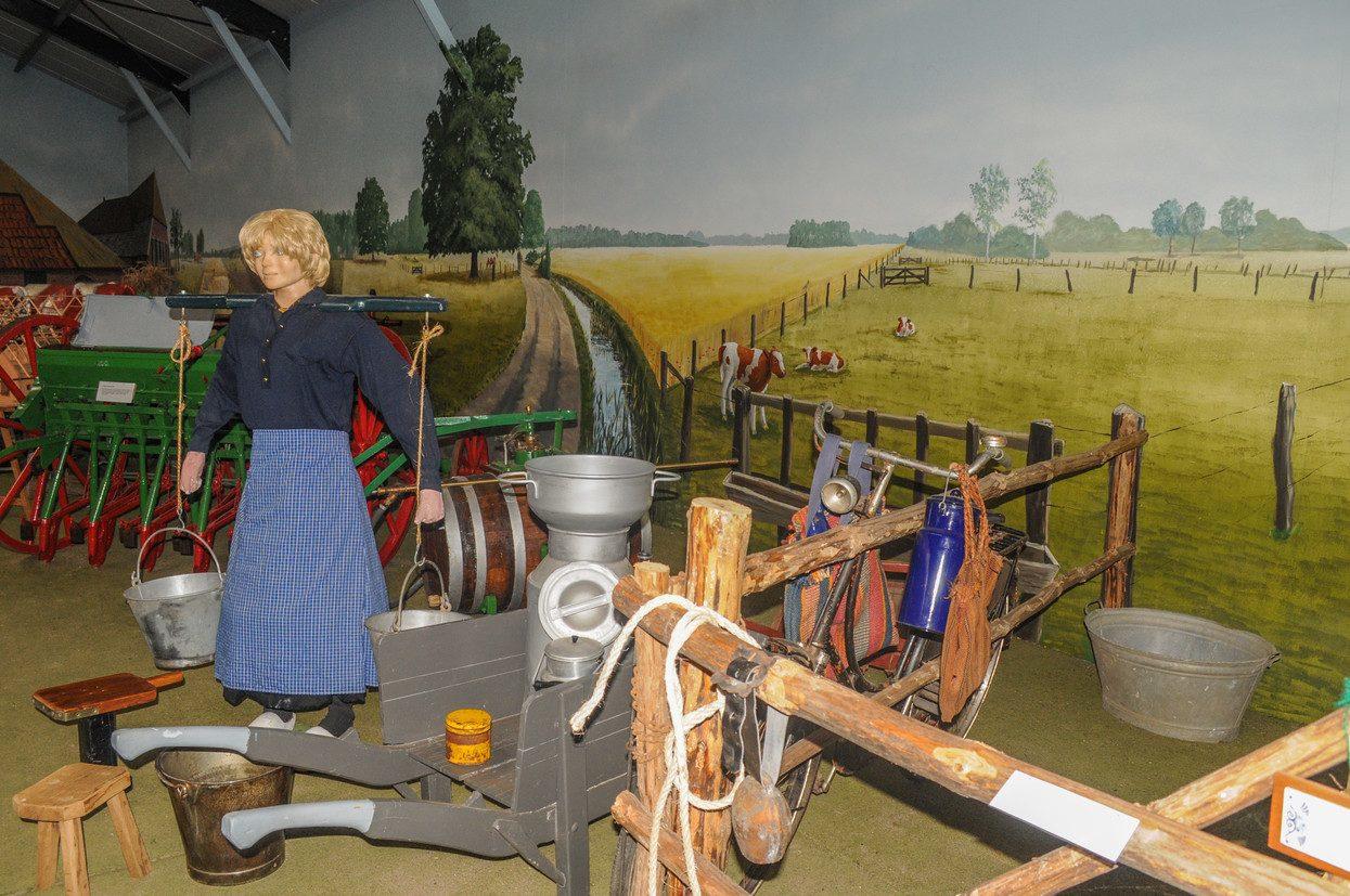 Museum 'Broer een leven lang boer'