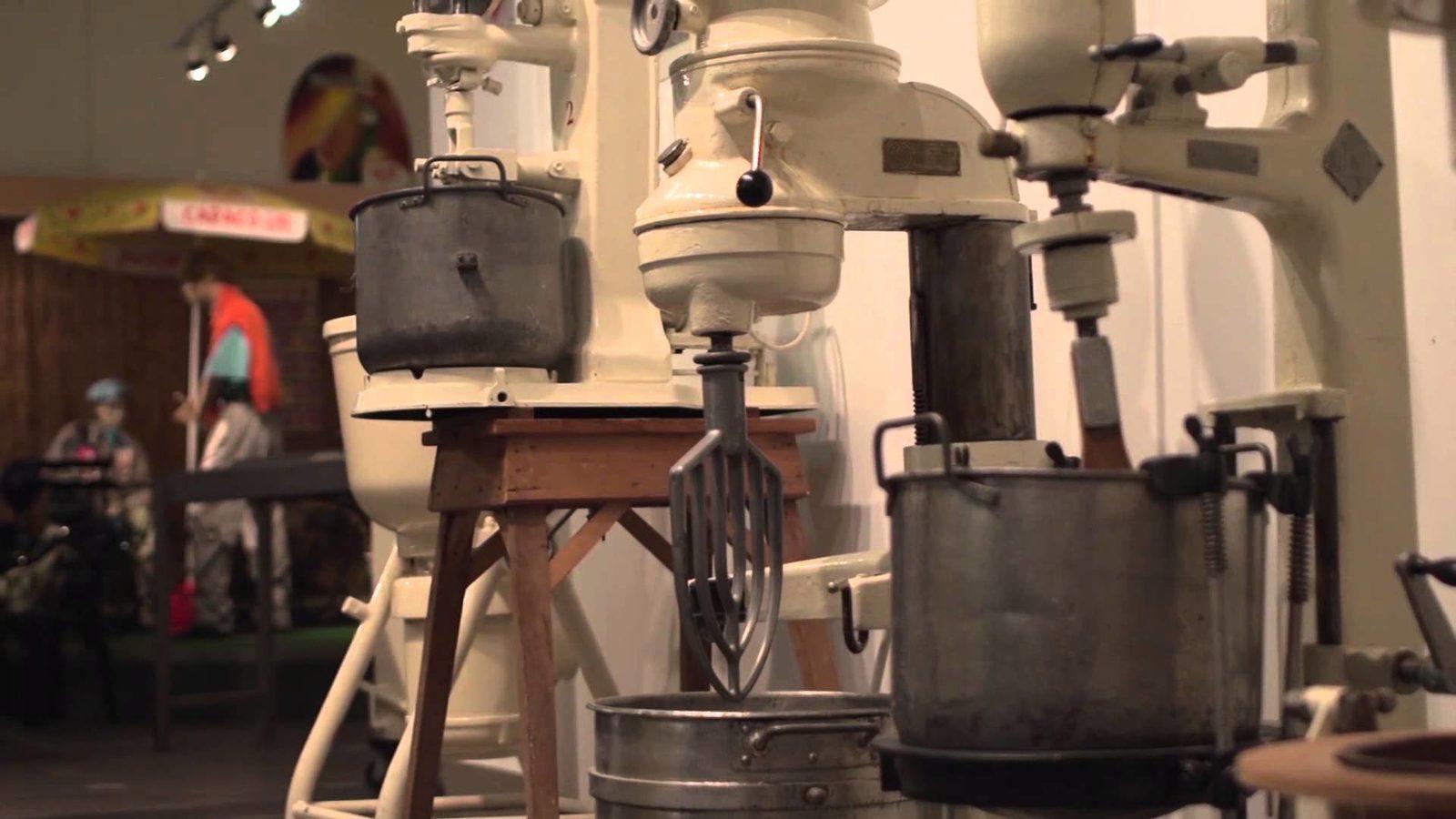 Bakery and Ice Cream Museum