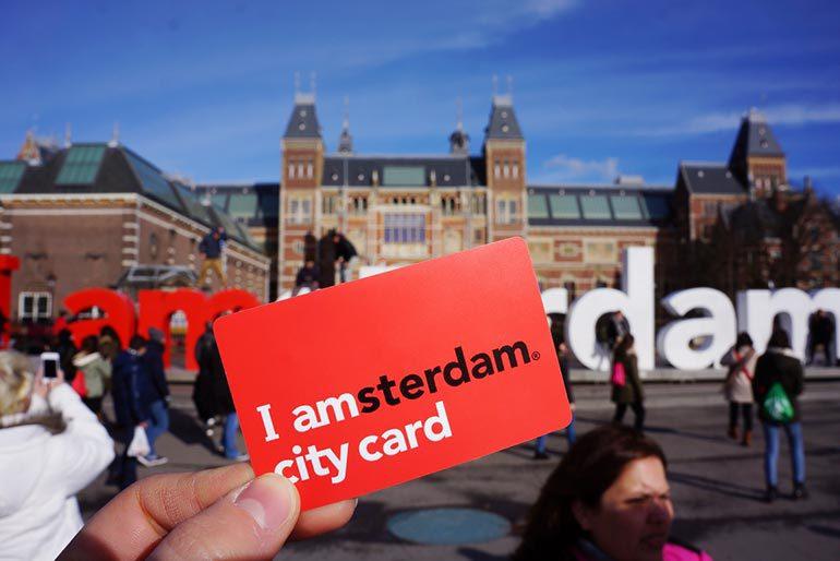 I amsterdam city card