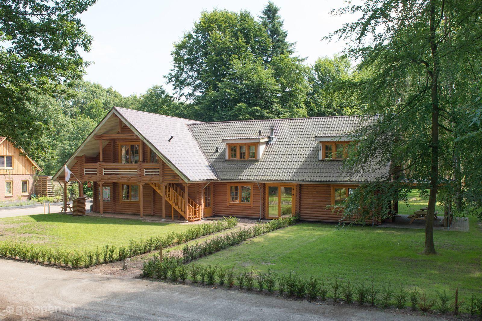 Top 10 natuurhuizen - Groepsaccommodaties in de natuur