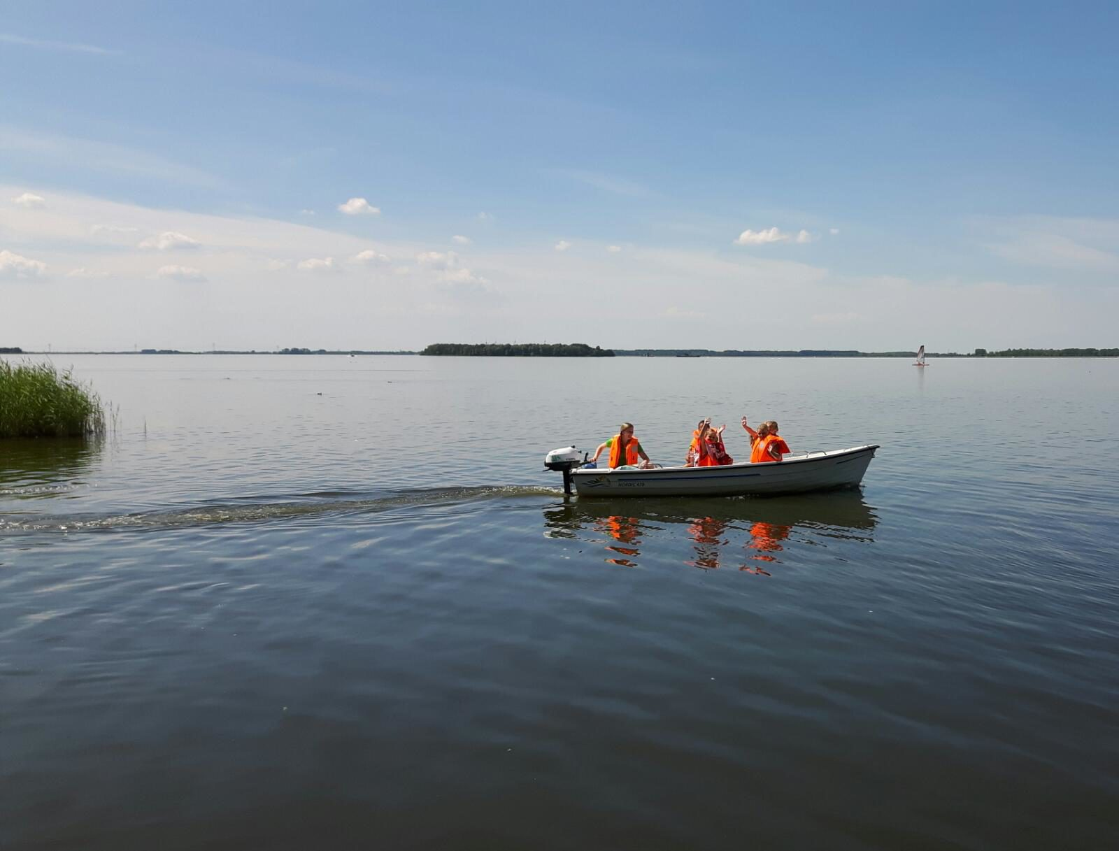 Watersport Veluwemeer