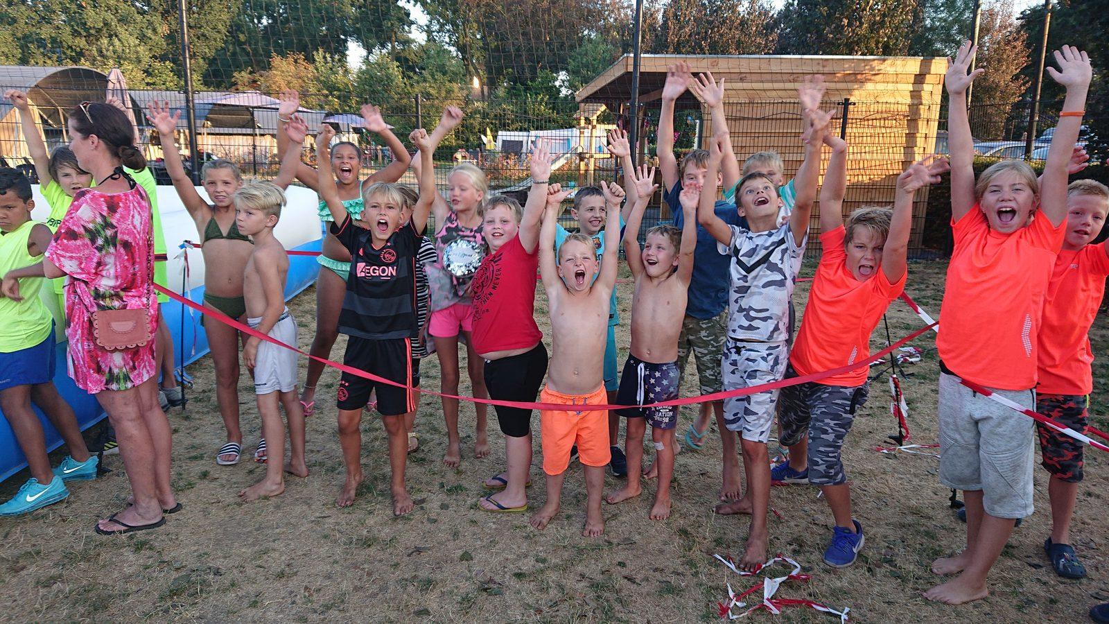 Summerball op De Boshoek