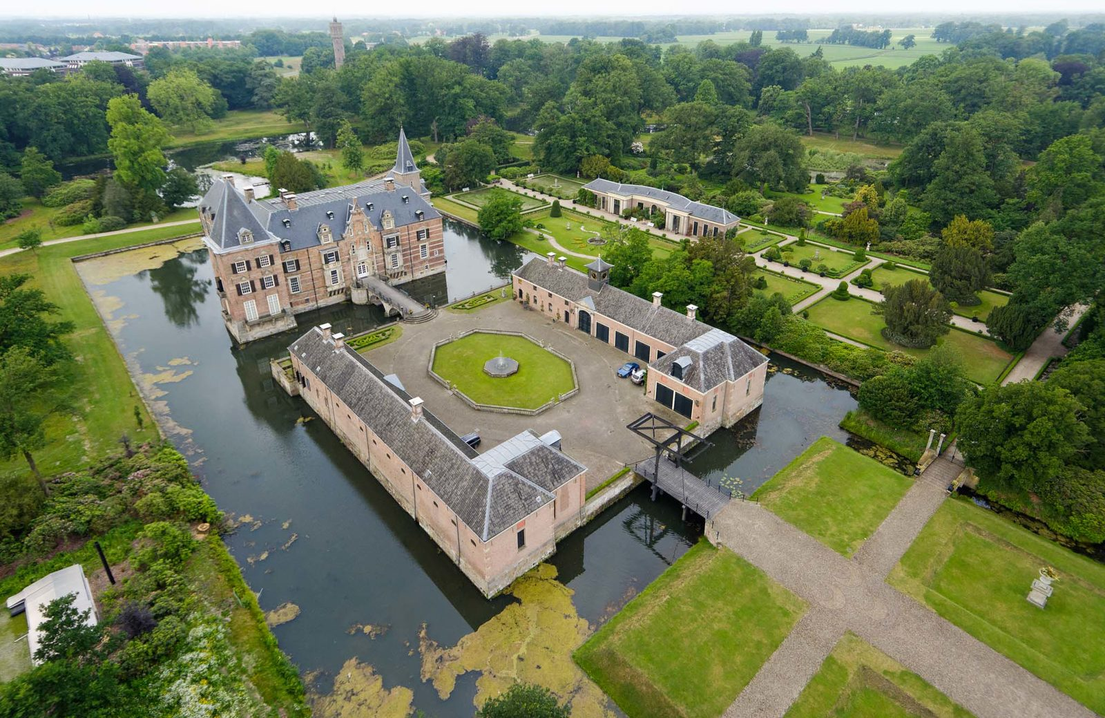 Kasteel Twickel Delden Twente