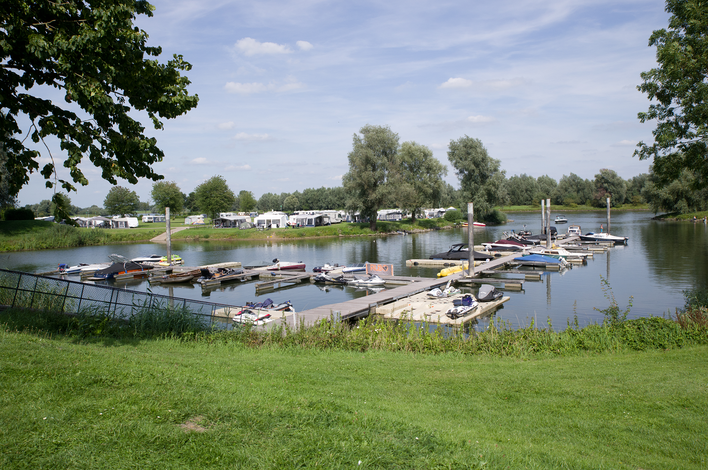 Campsite Gelderland child-friendly