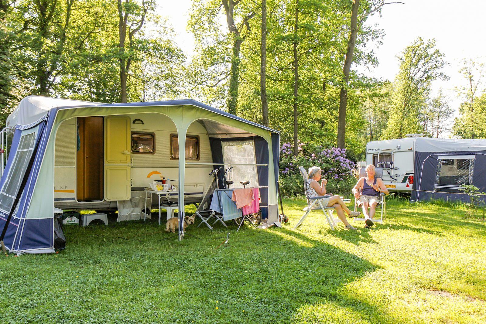 50 plus camping
