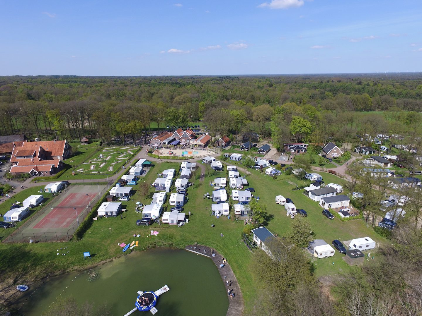 Camping Oldenzaal