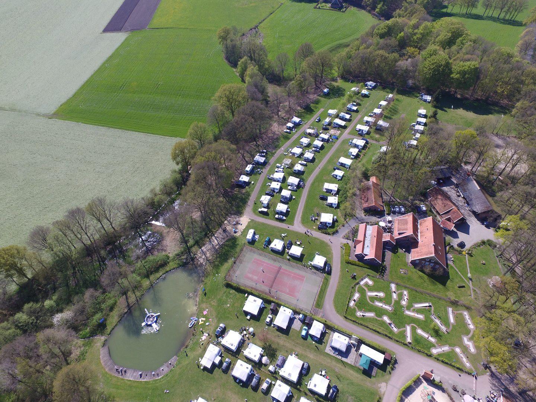 Groepsaccommodatie Twente
