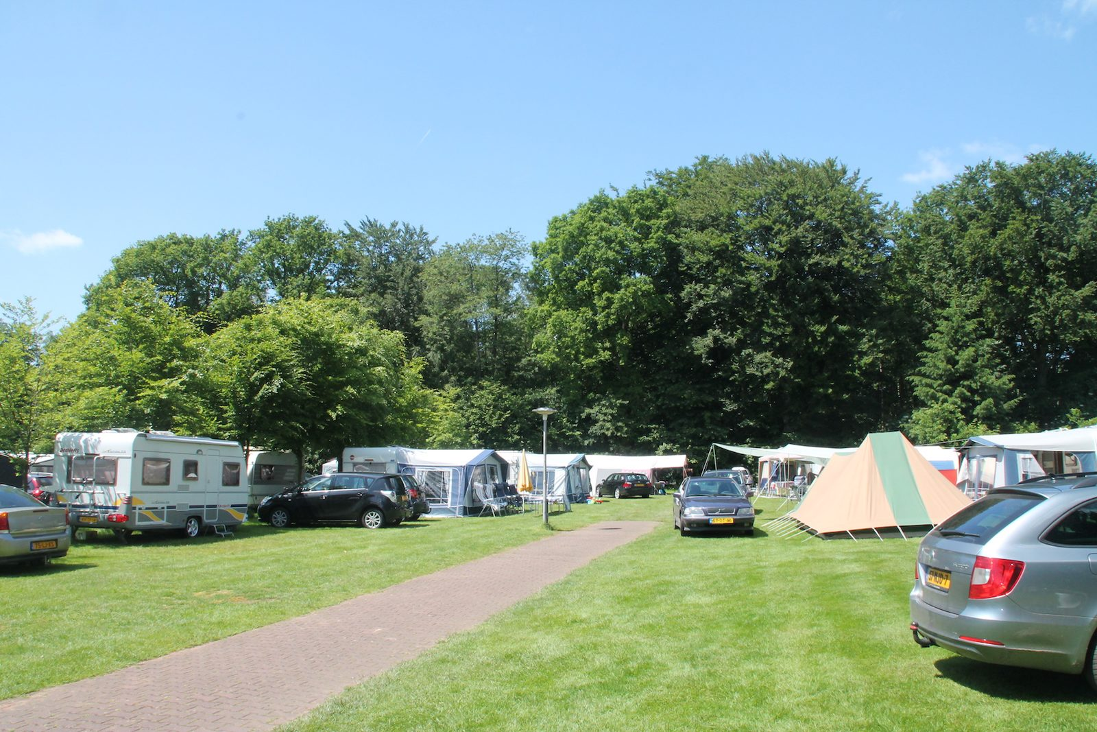 Camping De Lutte