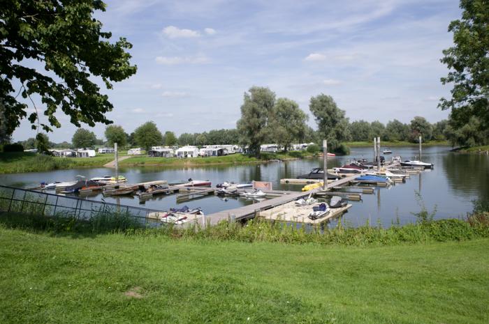 Recreation park marina