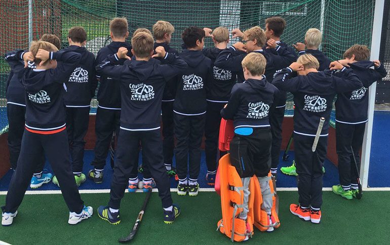Hockey AHC IJburg Boys C1