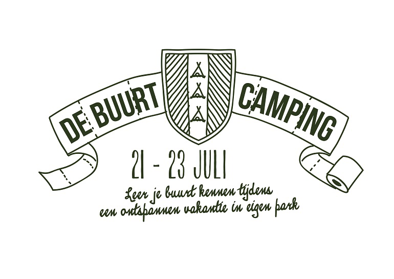 "Das ""Buurtcamping"" im Flevopark"