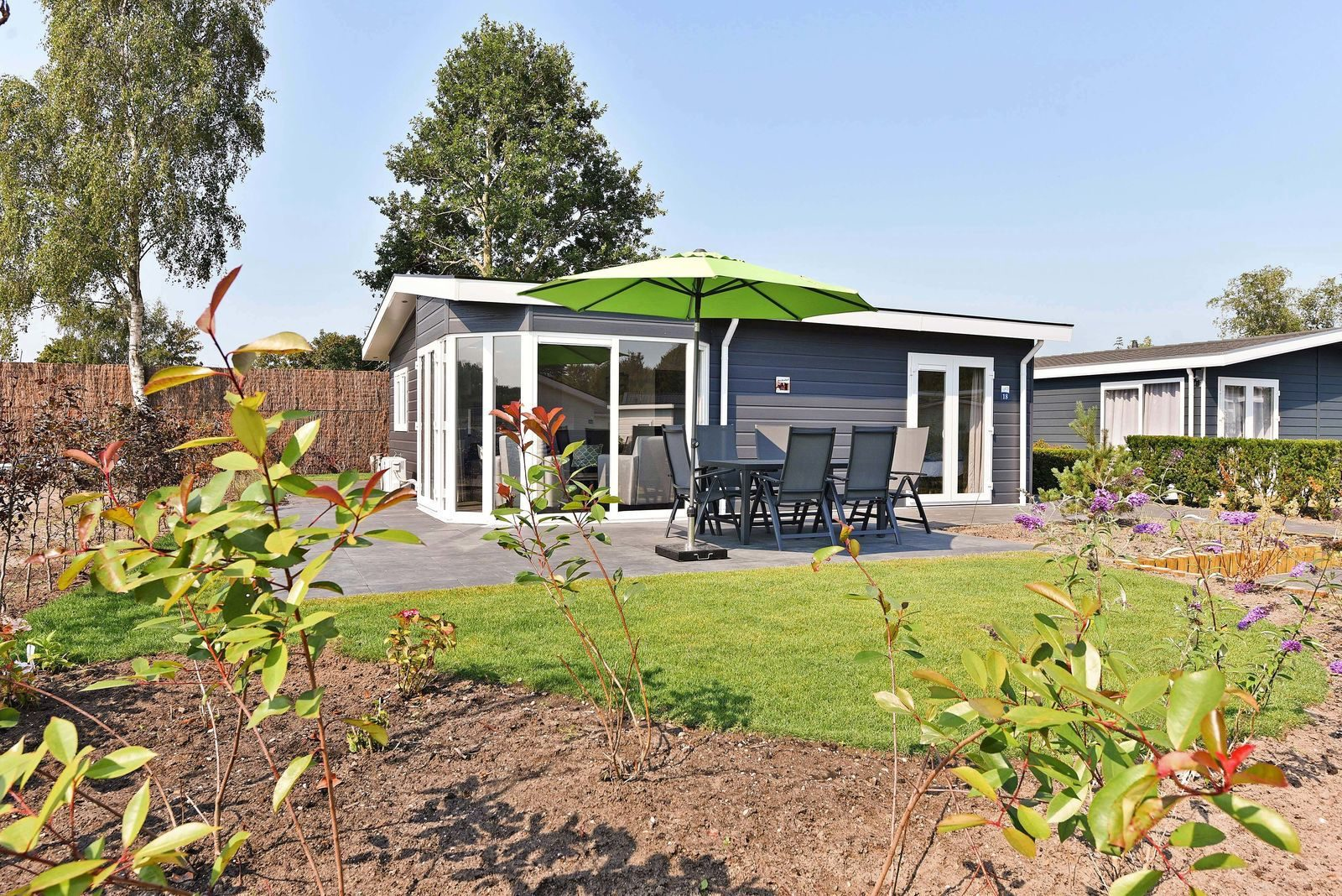 Holiday home for disabled people
