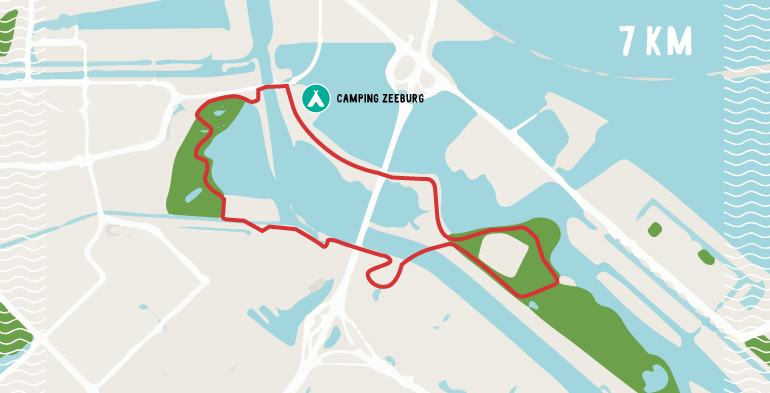 the three parks route