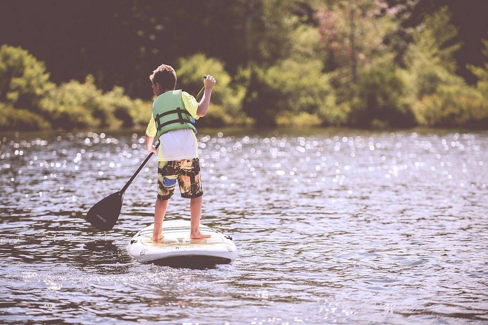 Wassersportaktivitäten