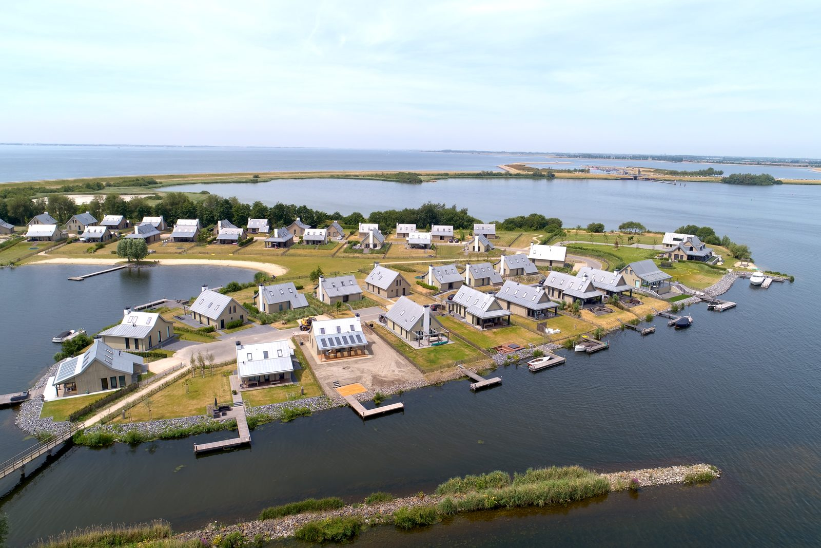 Luxurious holiday park the Netherlands