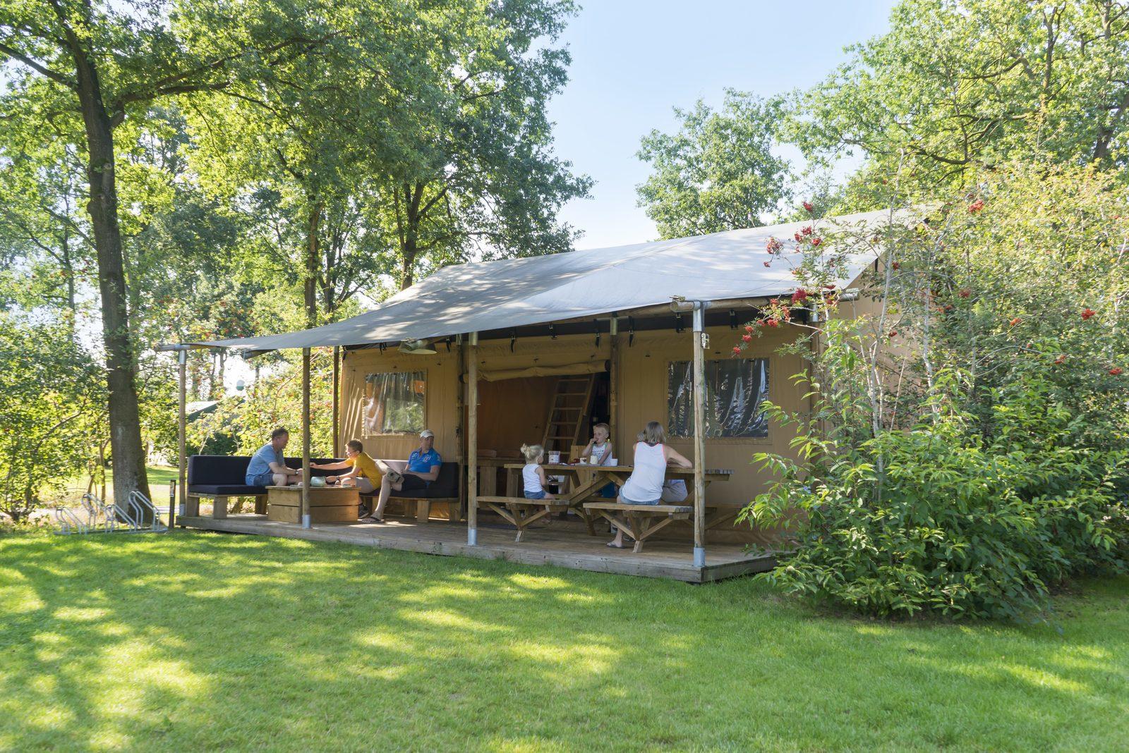 Safaritent huren Nederland