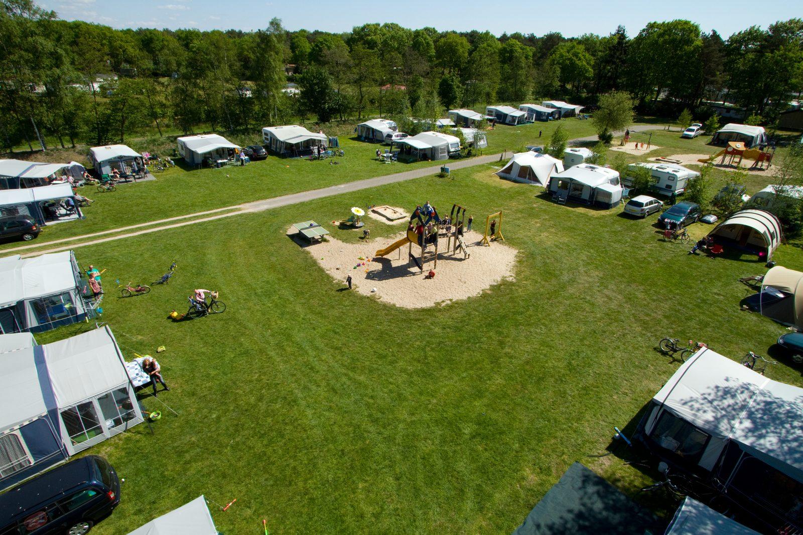 Bekijk onze kampeerplekken