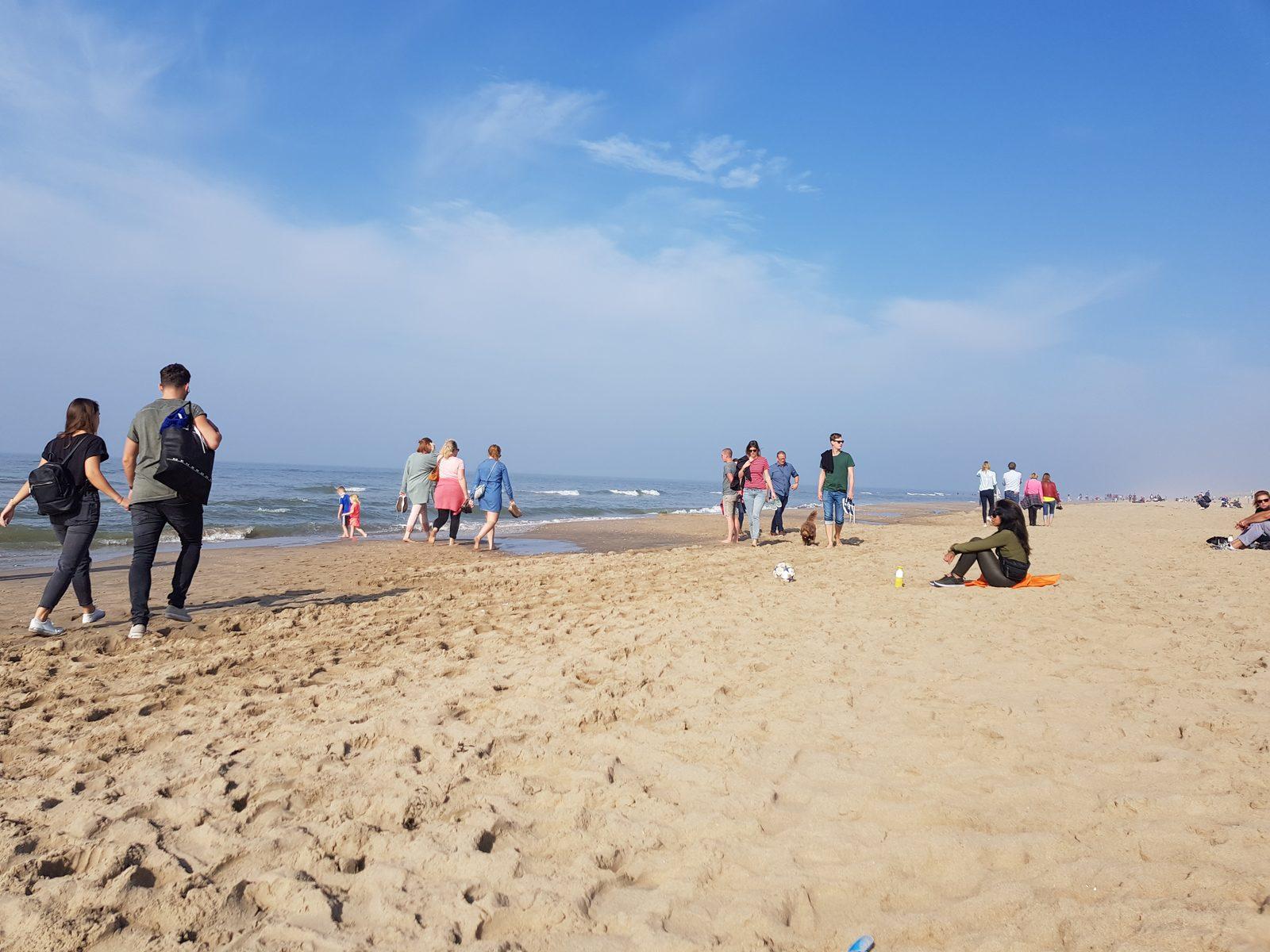 Strandbezoek