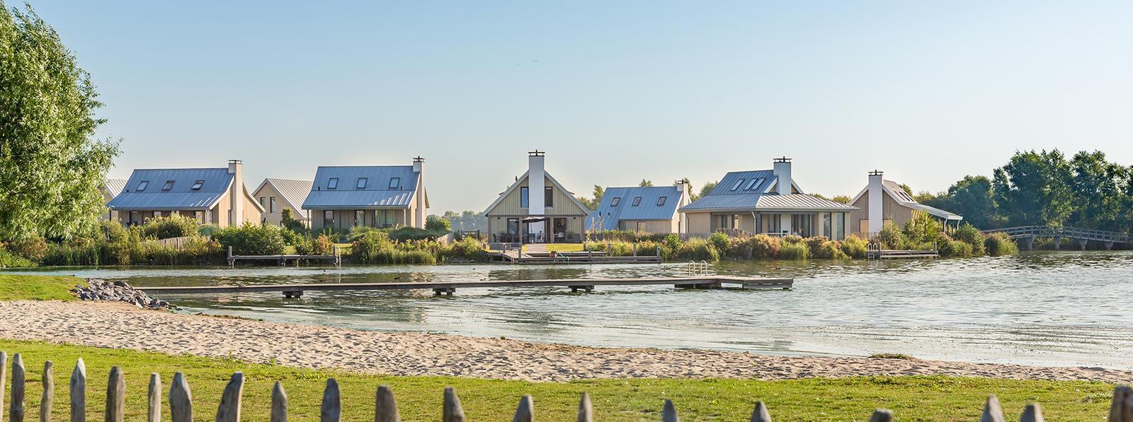 Vacation at a holiday villa at Resort Waterrijk Oesterdam