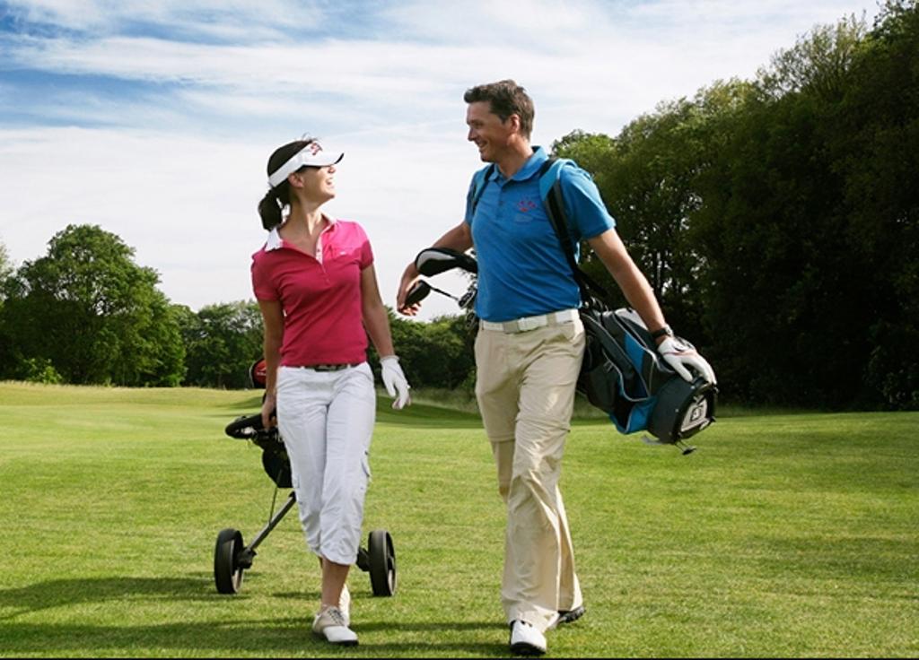 senioren uitjes golfbaan sybrook