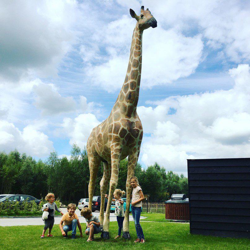 Klein Afrika - restaurant, playground & zoo