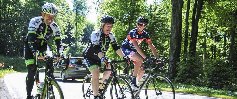 fietsclinic Thijs van Amerongen