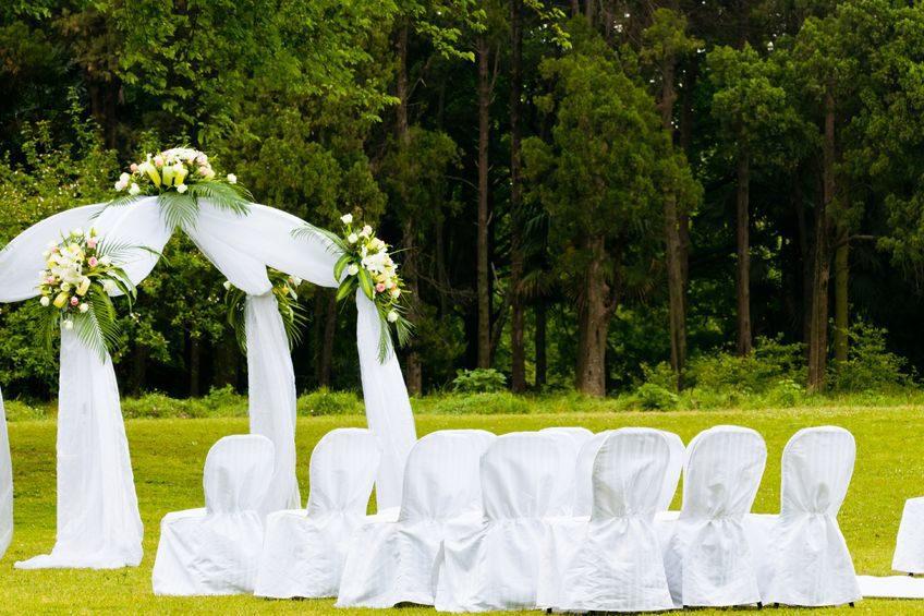 bruiloft op landgoed in Twente