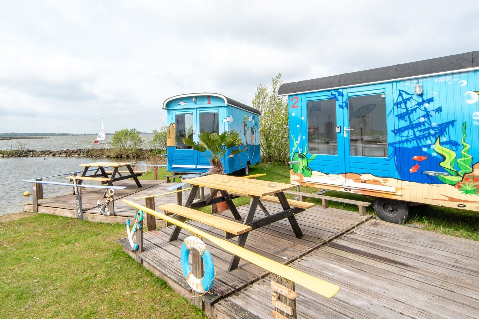 Tiny Wagons Marina Parcs