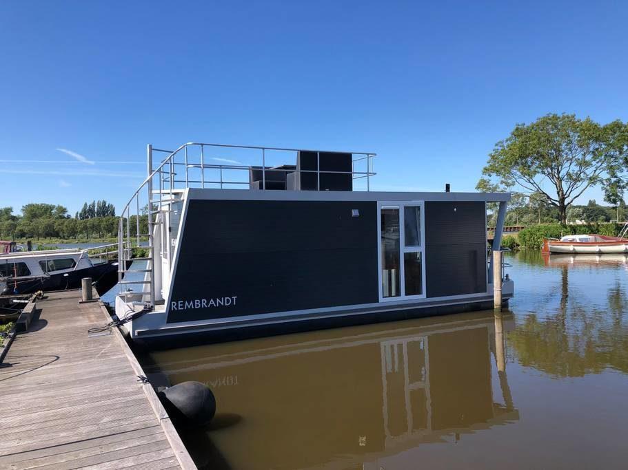 4-Personen Hafenhütte