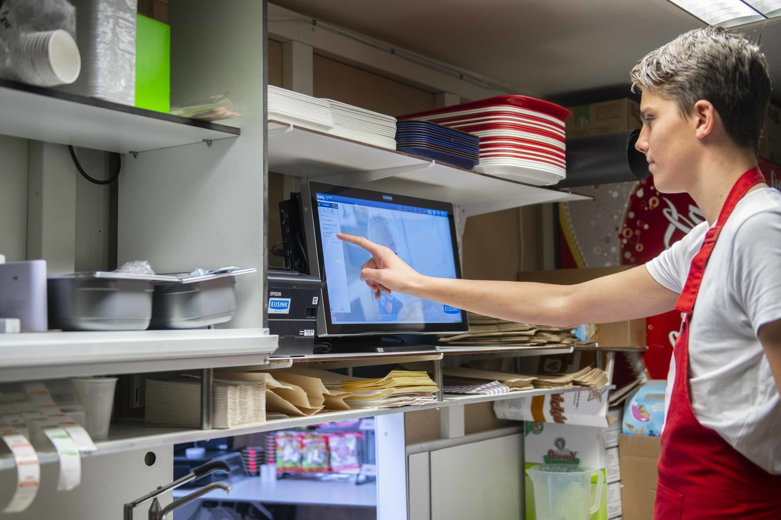Vacature Snackbarmedewerker en/of pizzabakker