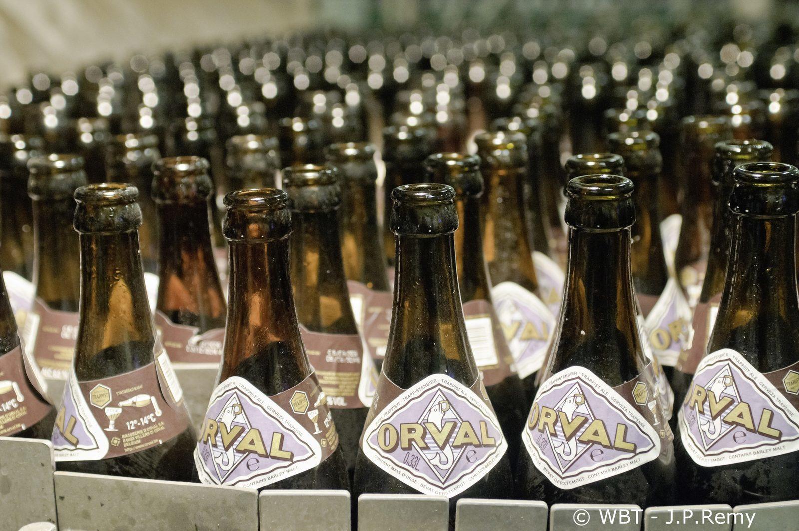 Bezoek aan een bierbrouwerij in de Belgische Ardennen