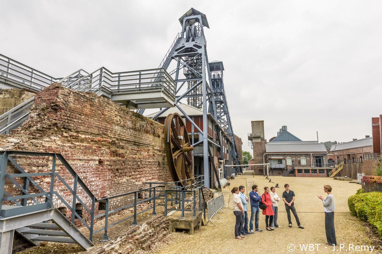 Bezoek tijdens je vakantie de mijnen van Belgny in de Belgische Ardennen