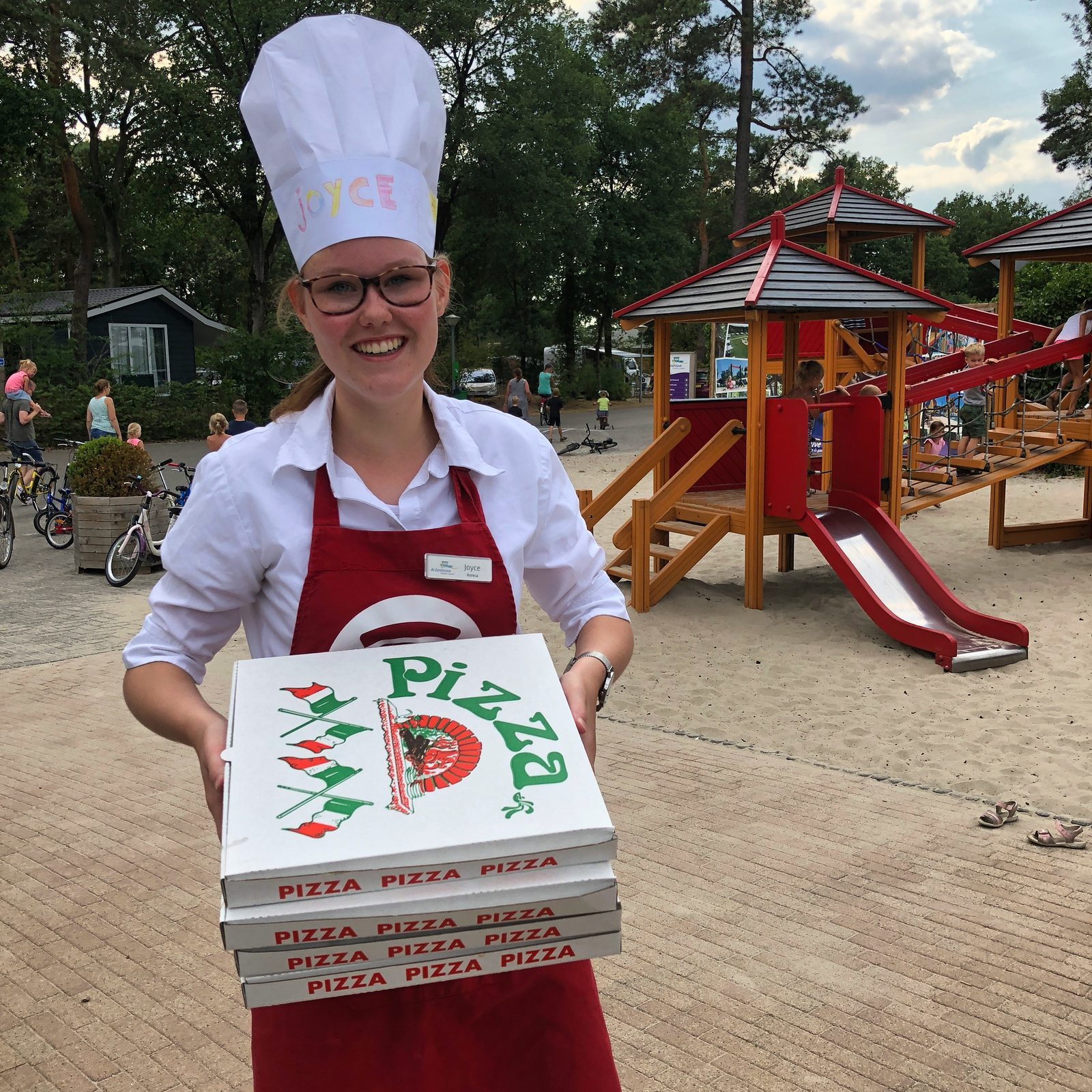 Vacature Pizzabezorger