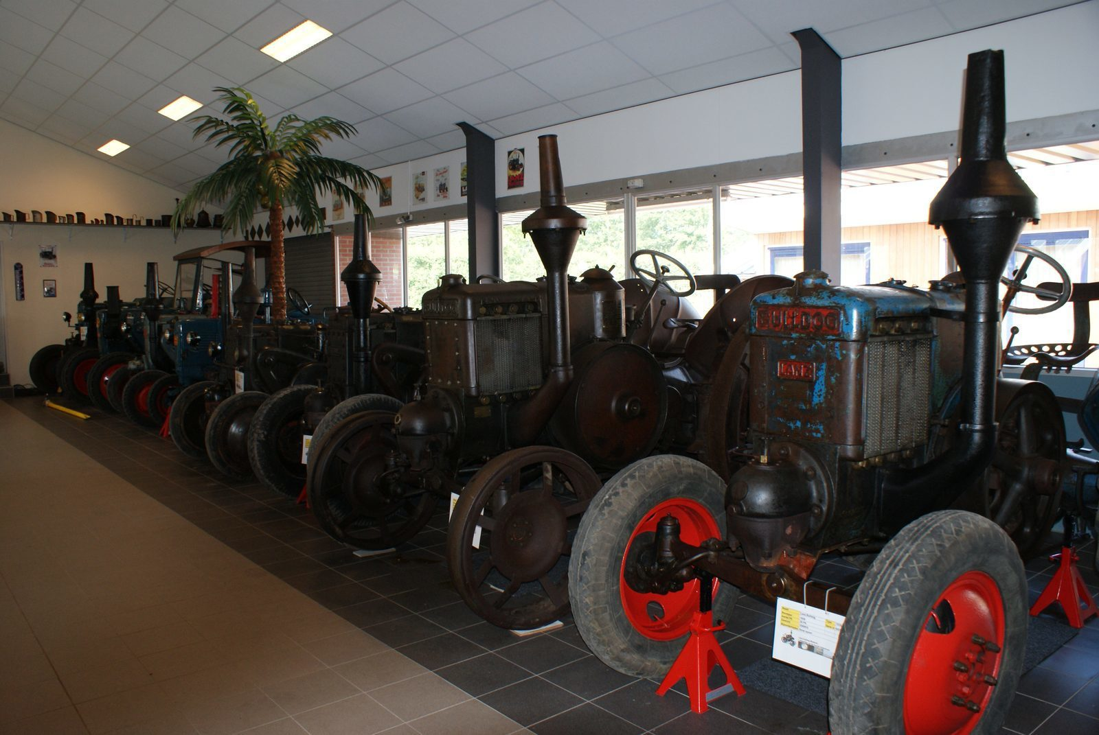 Lanz-Bulldog-Museum