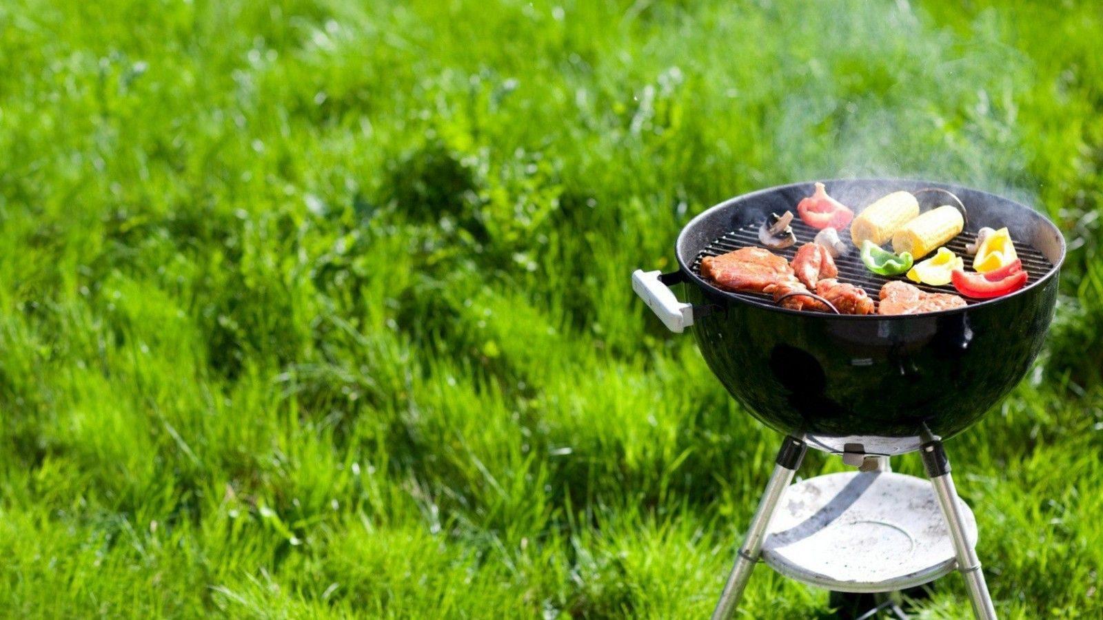 Barbecue  Zusätzlicher Luxus