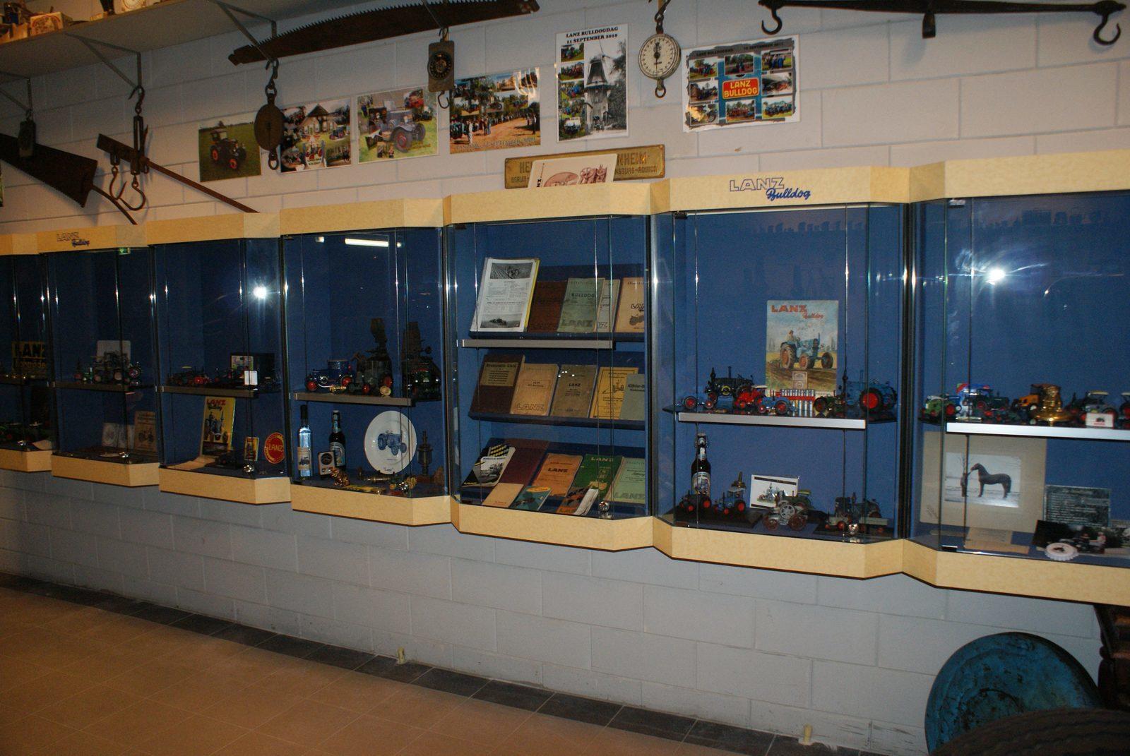 Lanz Bulldog museum