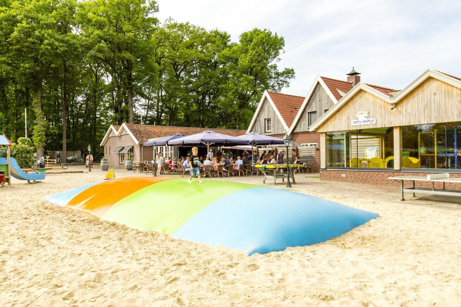 Affiliate programma Vakantiepark de Witte Berg