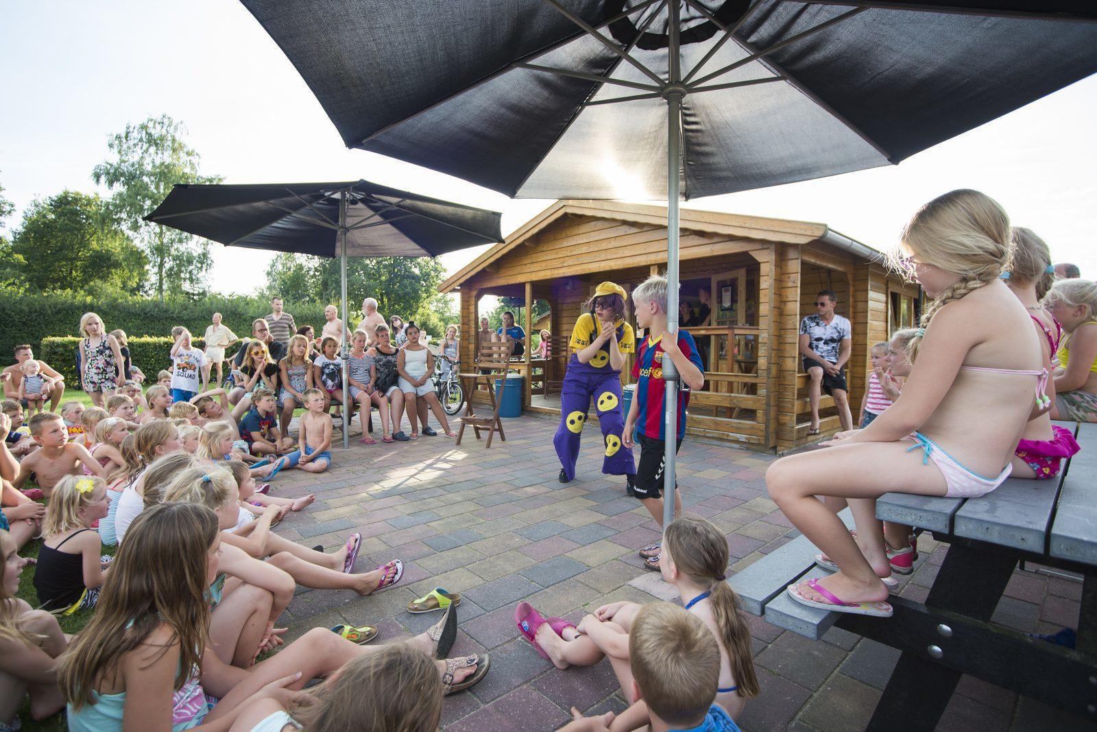 Child-friendly campsite Netherlands