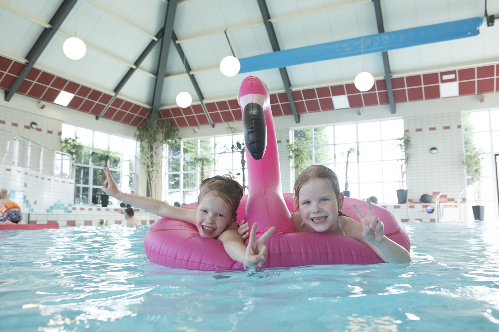 Spending a holiday with children in North Holland