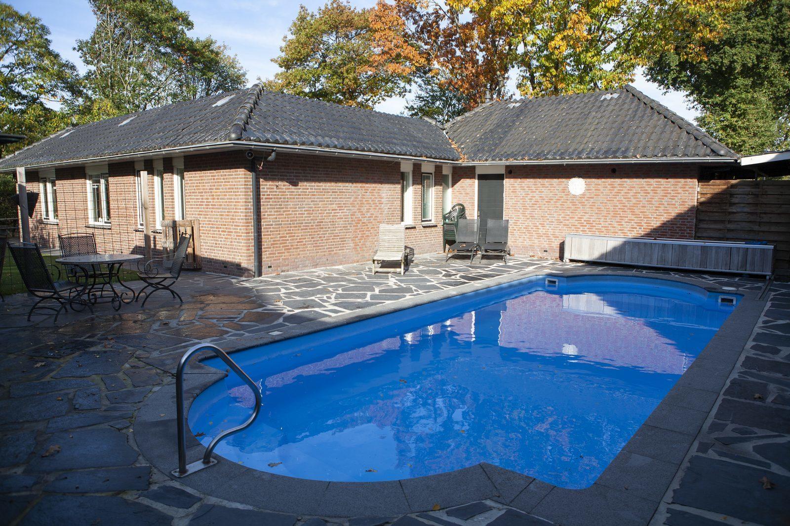 Wellnessfaciliteiten bij accommodaties op Recreatiepark De Boshoek
