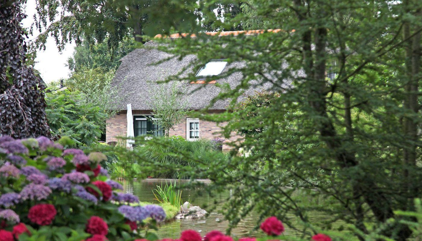 Ferienhaus inmitten der Natur