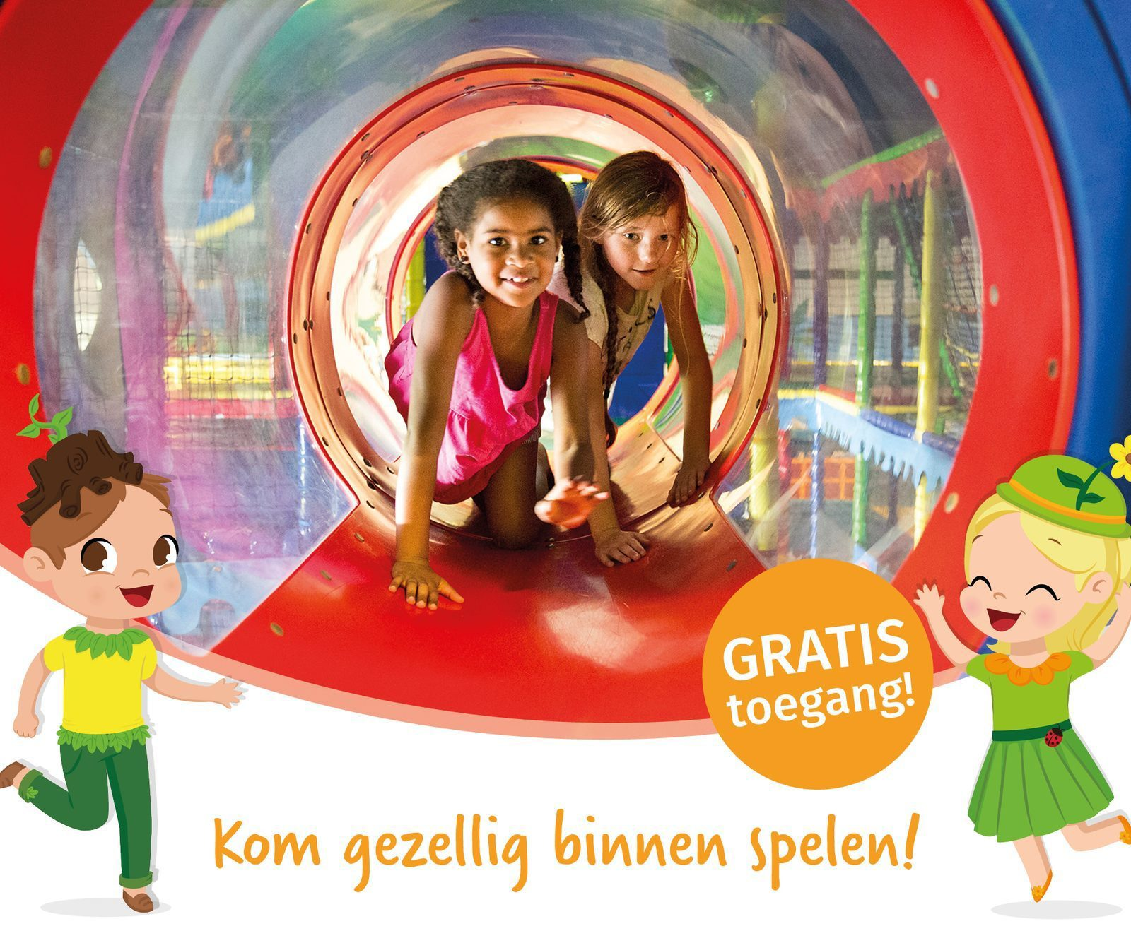 EuroParcs Resort Zuiderzee - Indoor Playground