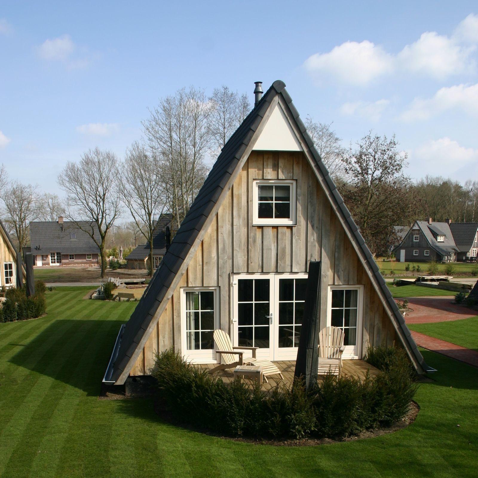 Romantisch huisje met open haard