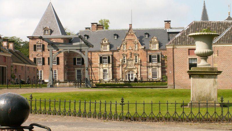 The Gardens of Castle Twickel in Delden